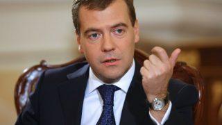 Председатель Правительства России Дмитрий Медведев выступит на Гайдаровском форуме в РАНХиГС